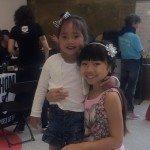 Alyssa and rachel